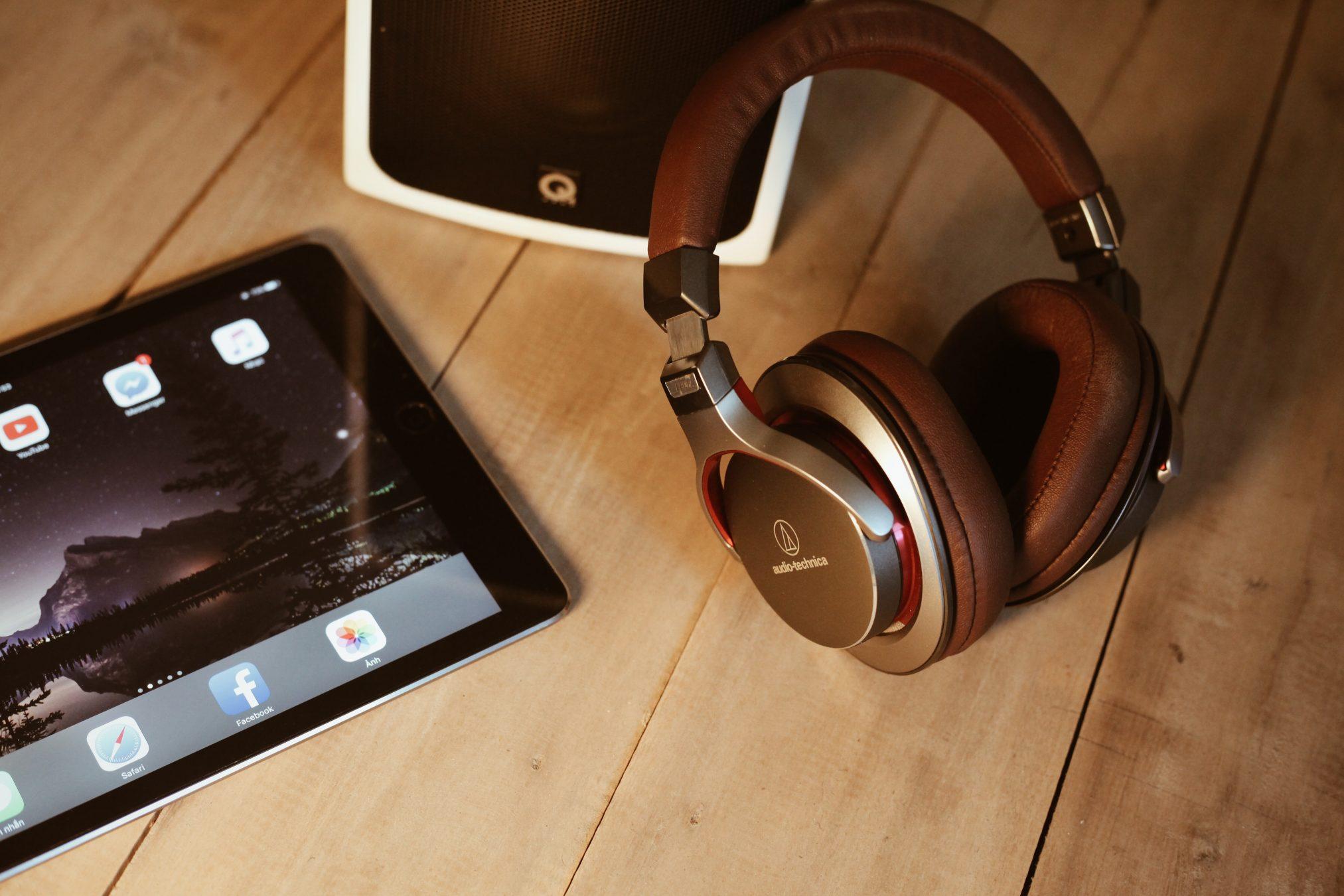 Muziek maken met tablet - Flevotunes