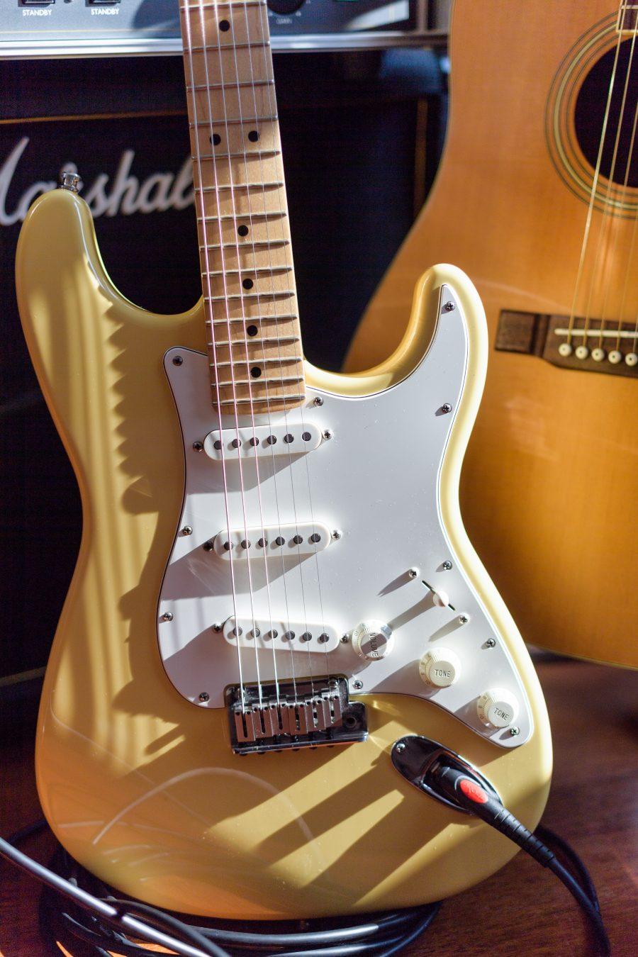 Elektrische-gitaarles - Flevotunes