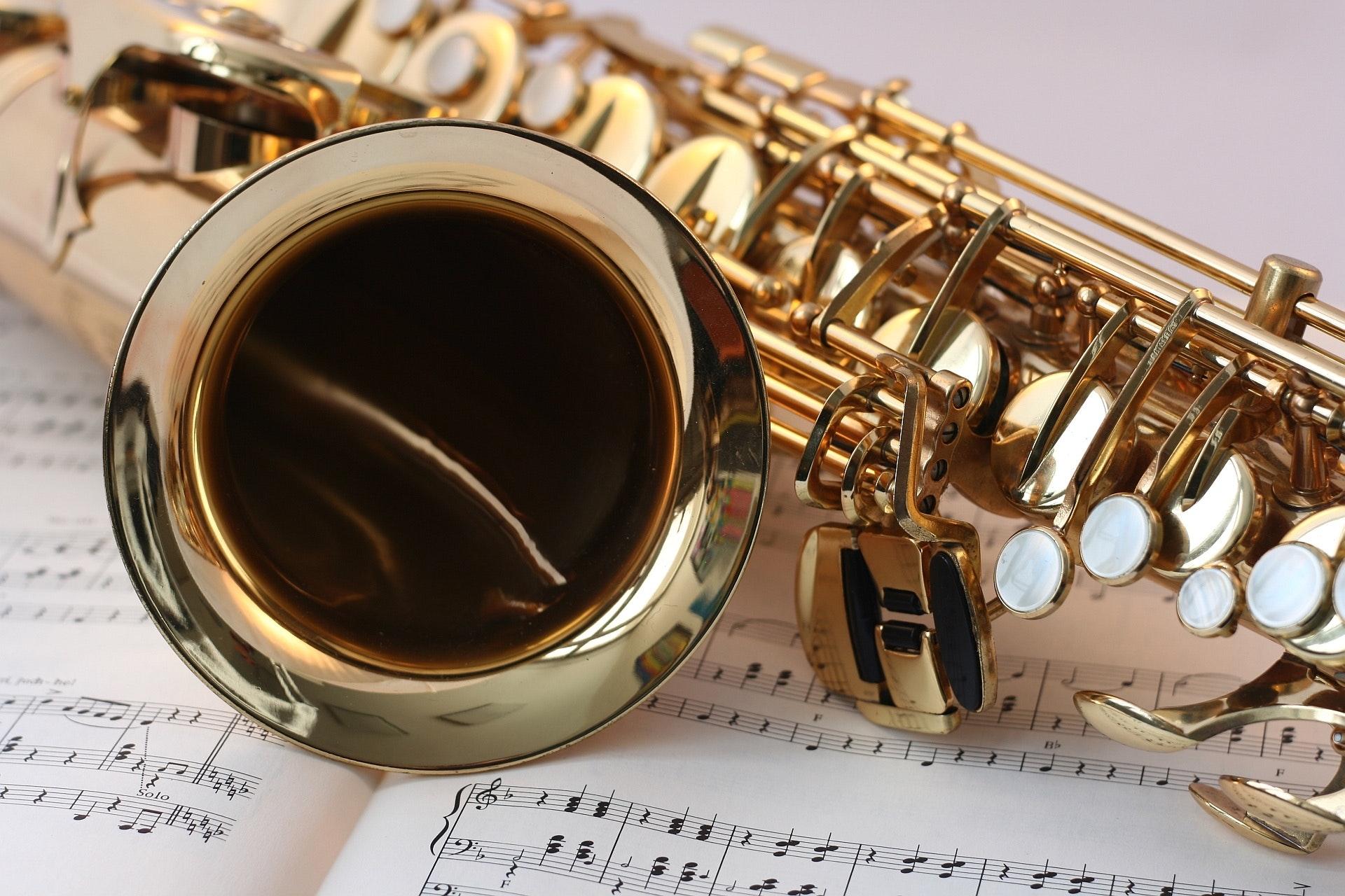 Saxofoonles - Flevotunes